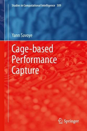 cage-based performance capture